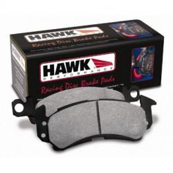 Plăcuțe frână fată Hawk HB131N.595, Street performance, min-max 37°C-427°C