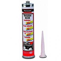 TEROSON MS 9220 - MS Polymer, rezistență mare, negru 310 ml