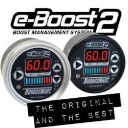 Boost controller electric TURBOSMART eBoost2 60mm
