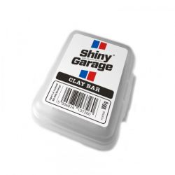 Shiny Garage Clay Bar 100G - clay curățitor lac