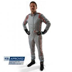 Combinezon cu FIA RRS EVO Monte Carlo Grey/ Red