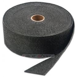 Bandă termoizolantă evacuare Thermotec, negru, 50mm x 4,5m