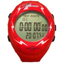 Ceas digital profesional Fastime RW3 Julien Ingrassia Limited edition - red