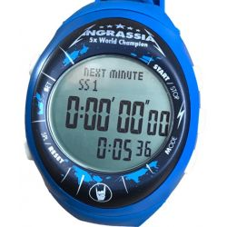 Ceas digital profesional Fastime RW3 Julien Ingrassia Limited edition - blue