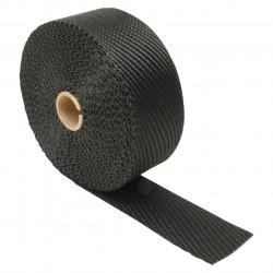 Bandă termoizolantă pentru admisie/evacuare DEI - 50mm x 30m Titanium Black