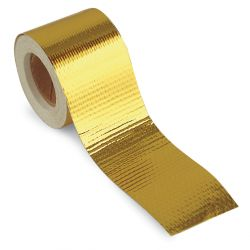Bandă adezivă protecție termică DEI - 35mm x 4,5m GOLD