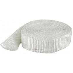 Bandă termoizolantă evacuare, alb, 50mm x 15m x 2mm