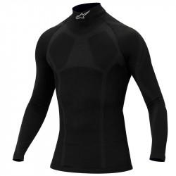 Bluză Alpinestars KX cu mânecă lungă - neagră