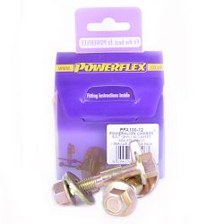 Powerflex Set șuruburi reglare înclinare (12mm) Volkswagen Passat (1988 - 1996)