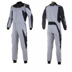 Combinezon FIA/SFI ALPINESTARS GP Race Gray/Black