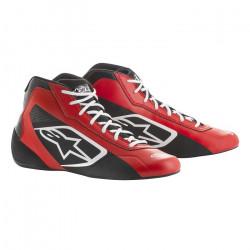Încălțăminte curse ALPINESTARS Tech-1 K Start - Red/Black/White