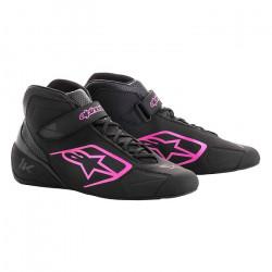 Încălțăminte curse ALPINESTARS Tech-1 K - Black/Pink
