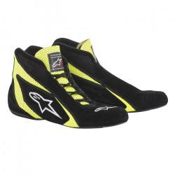 Încălțăminte curse ALPINESTARS SP FIA - Black/Yellow