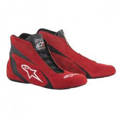 Încălțăminte curse ALPINESTARS SP FIA - Red/Black