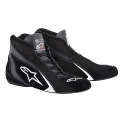 Încălțăminte curse ALPINESTARS SP FIA - Black/White