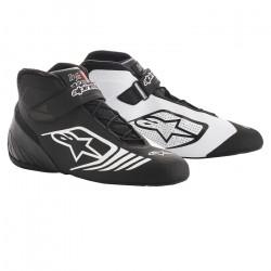 Încălțăminte curse ALPINESTARS Tech-1 KX - Black/White