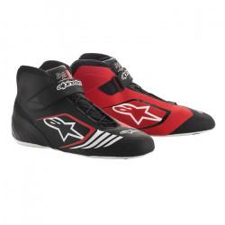Încălțăminte curse ALPINESTARS Tech-1 KX - Black/Red/White