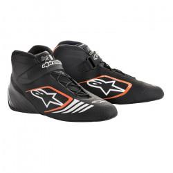 Încălțăminte curse ALPINESTARS Tech-1 KX - Black/Orange
