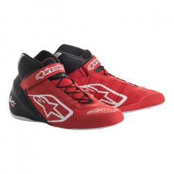 Încălțăminte curse ALPINESTARS Tech-1 KZ - Red/Black