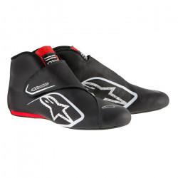 Încălțăminte curse ALPINESTARS FIA Supermono - Black/Red