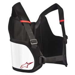 Protecție coaste Alpinestars Bionic junior - Black / White