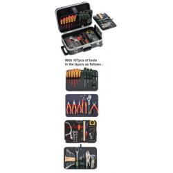 FORCE tool set 107 pcs