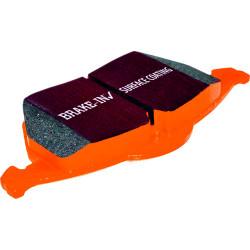 Plăcuțe frână spate EBC Orangestuff FULL RACE DP9680