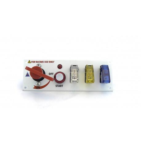 Panou comenzi Comutator start ISP03 LED | race-shop.ro