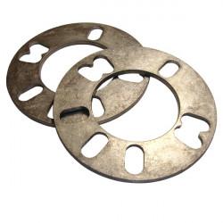Distanțiere roți universale Grayston 3mm - 5mm