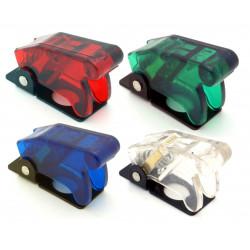 Protecție întrerupător transparentă - diferite culori