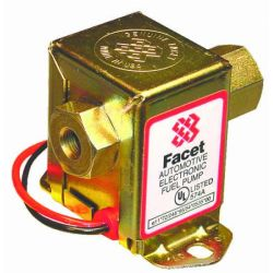 Pompă carburator Facet Solid State 0.31- 0.48 Bar