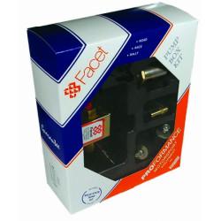 Set pompă presiune mică Facet Solid State 0.21- 0.31Bar