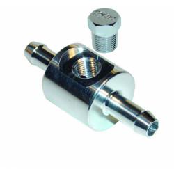 Adaptor Sytec conectare manometru sau senzorul de presiune combustibil 8,12, 17, 25mm Diametru-8mm
