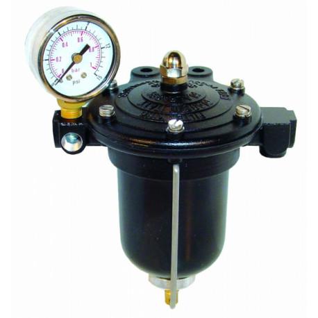 Filtru combustibil Regulator presiune combustibil KING pentru Carburator cu filtru | race-shop.ro