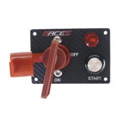 Comutator start RACES ISP2 carbon