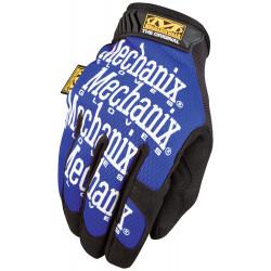 Mănuși mecanic auto Mechanix albastre
