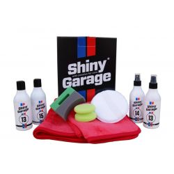 Set testere Shiny Garage