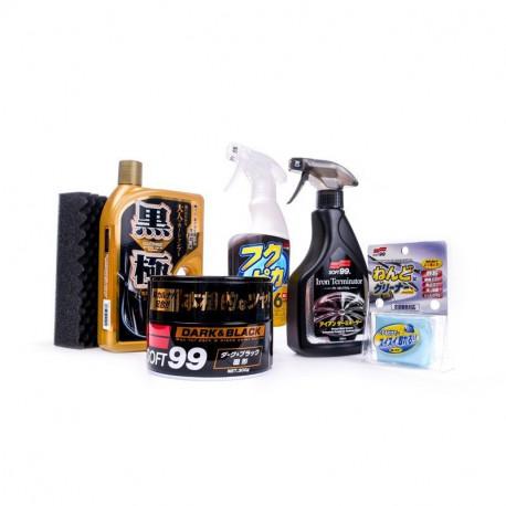 Accesorii Kit Soft99 pentru vopsele închise la culoare   race-shop.ro