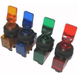 Întrerupător universal cu LED 12V 20A
