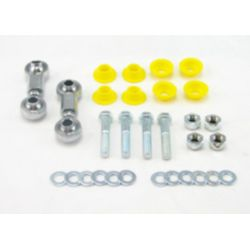 Whiteline Sway bar - link kit adj spherical rod end M/SPORT, predná náprava
