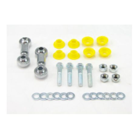 Whiteline Whiteline Sway bar - link kit adj spherical rod end M/SPORT, predná náprava | race-shop.ro