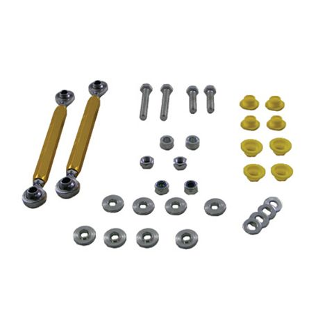 Whiteline Whiteline Sway bar - link kit 100mm lift adj spherical rod M/SPORT, predná náprava | race-shop.ro