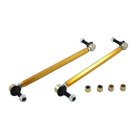 Whiteline Whiteline Sway bar - link kit heavy duty adj steel ball, predná náprava | race-shop.ro