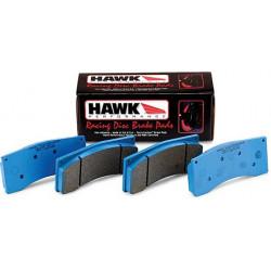 Plăcuțe frână fată Hawk HB156E.562, Race, min-max 37°C-300°C