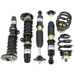 Suspensie sport reglabilă în înălțime și duritate HSD Dualtech pentru BMW 3 Series E46 Non M3 98-05