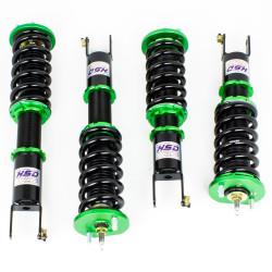 Suspensie sport reglabilă în înălțime și duritate HSD Monopro pentru Honda S2000 AP1 AP2 00-09