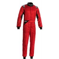 Combinezon FIA Sparco Sprint roșu