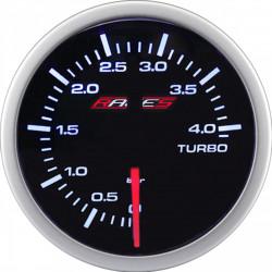 Ceas indicator RACES Clubman - Presiune turbo 4 bari