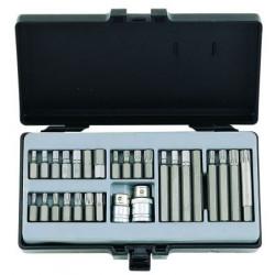 FORCE 28 set biti - 10mm