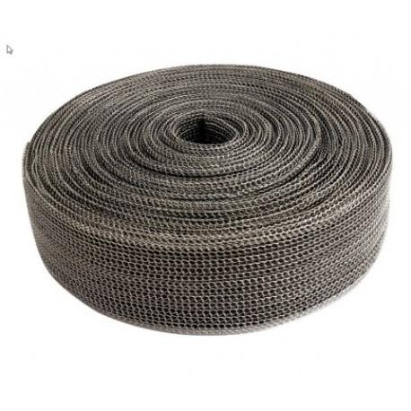 Bandă termo evacuare Bandă termoizolantă evacuare EXO Series DEI - 4cm x 9m Black | race-shop.ro